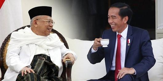 Exit Poll LSI Denny JA: Jokowi 56,4%-Prabowo 43,6%