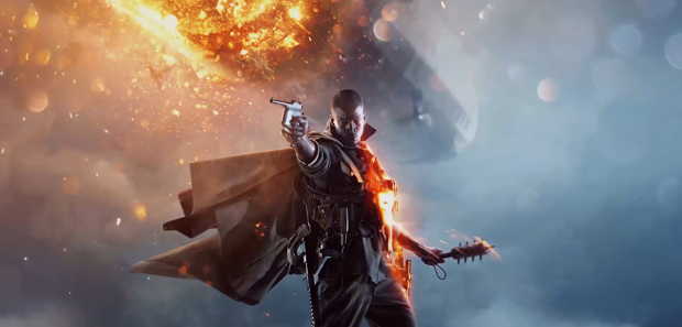 Battlefield 1 Gameplay Trailer - E3 2016