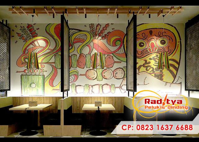 Jasa Lukis Dinding Bandung