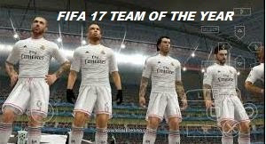 Fifa 17 game players