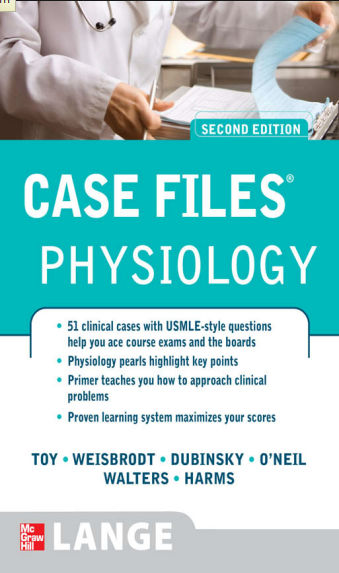 Case Files Physiology 2nd Edition (2009) [PDF]
