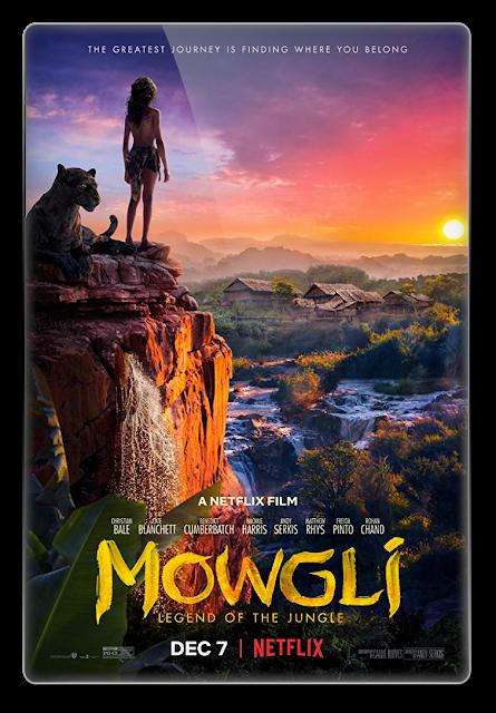 Mowgli: Legend of the Jungle (2018) 720p HEVC NF HDRip x265 MSubs