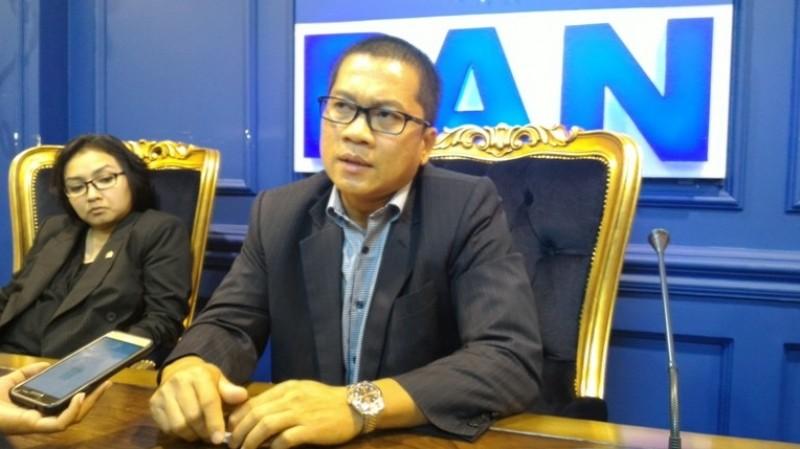 Wakil Ketua Pansus RUU Pemilu Yandri Susanto