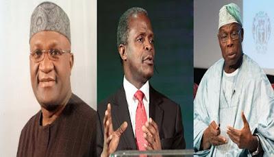 Nwodo, Obasanjo, Osinbajo to on 50 years after Biafra