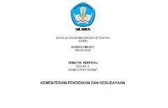 Silabus Kelas 3 Kurikulum 2013 Revisi 2018 Terbaru