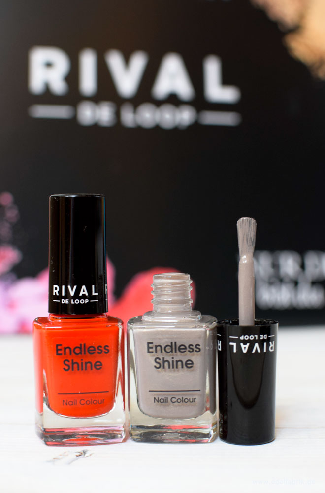 Rival de Loop, neue Theke, Nail Colour, Review