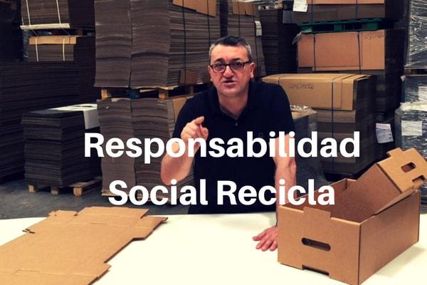 responsabilidad social recicla