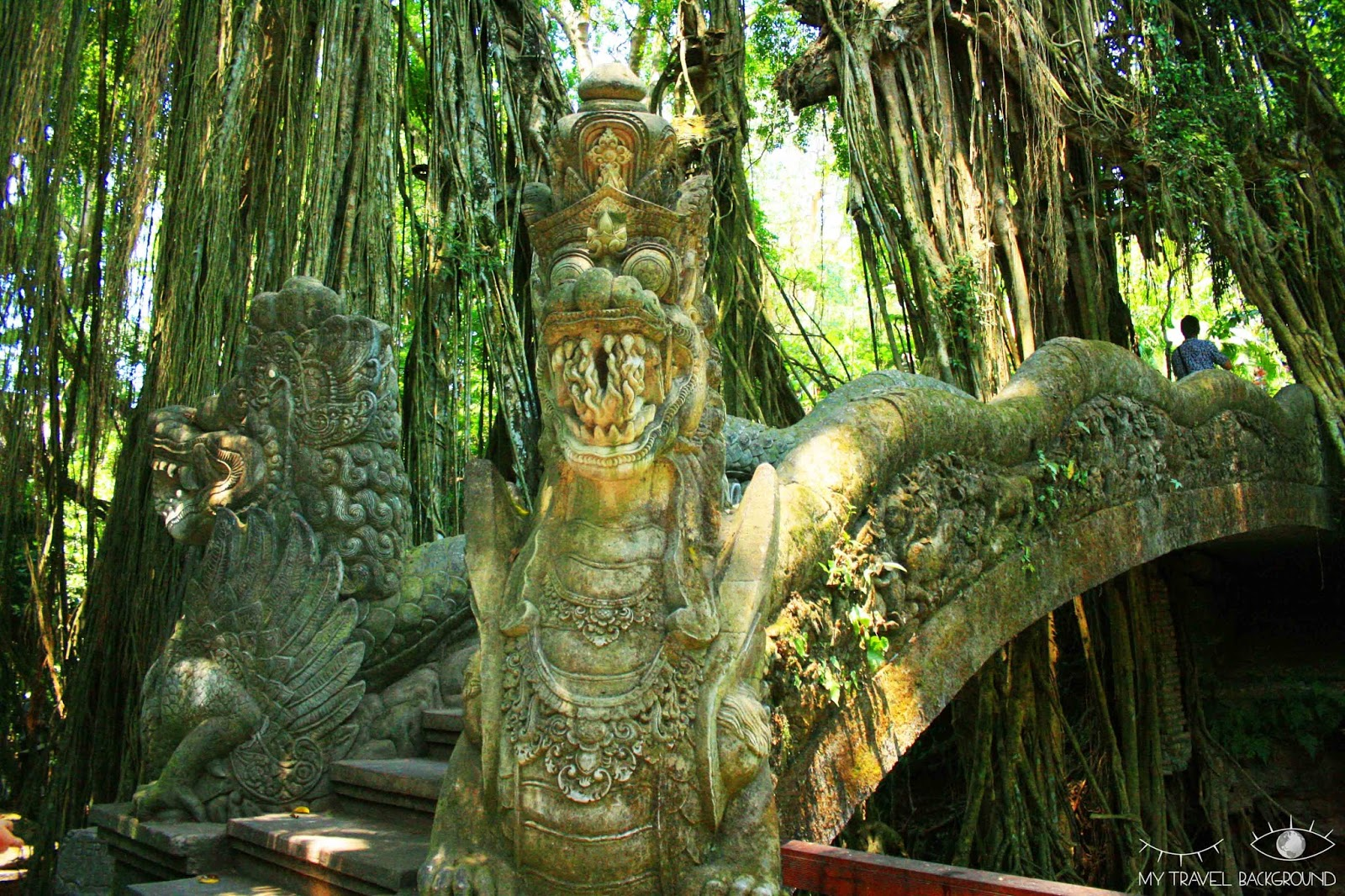My Travel Background : 6 choses à faire à Ubud, au centre de Bali - La forêt des singes
