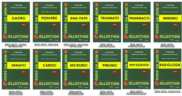 Collection Série Verte 13 PDF gratuits