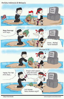 karikatur k-pop indonesia