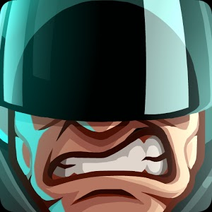 Download Game Iron Marines MOD APK+Data Unlimited All v1.1.1