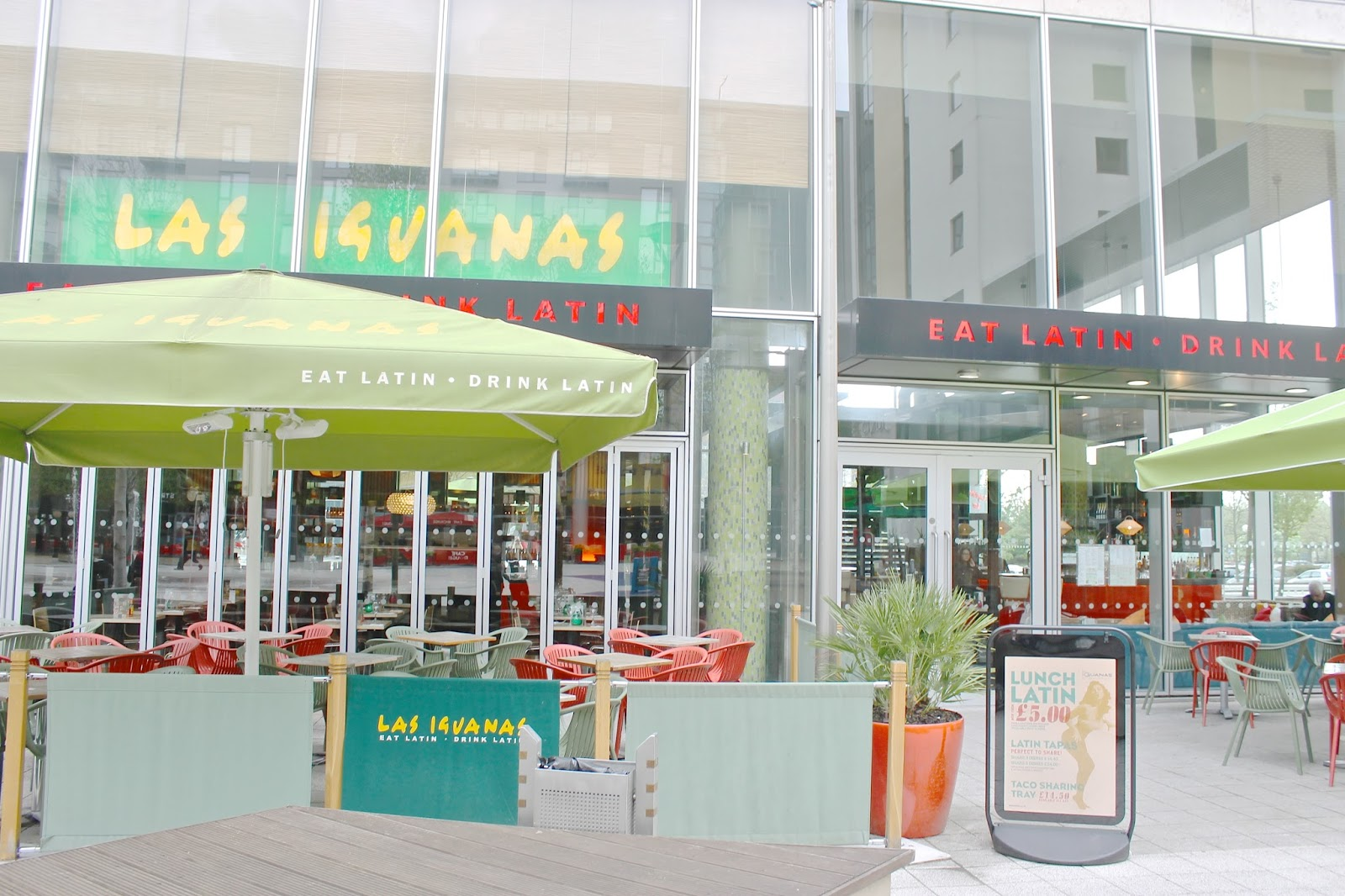las iguanas, las iguanas mk, milton keynes family friendly restaurants, las iguanas review