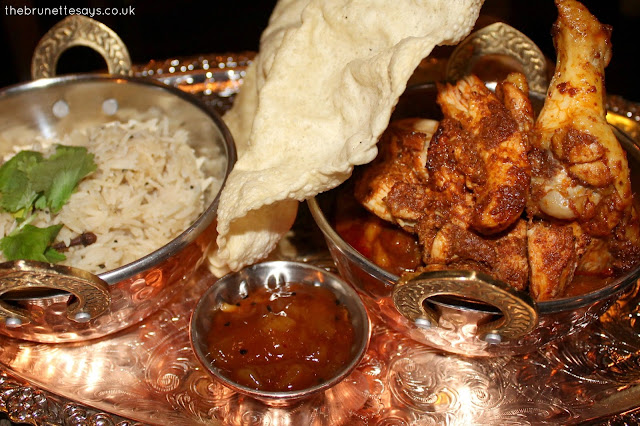 curry, cosy club, review