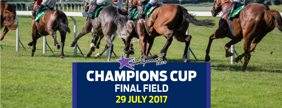 World Sports Betting Champions Cup 2017 - Greyville Racecourse - South Africa - Horse Racing - Final Field - Betting - 29 July 2017