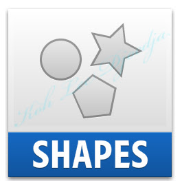 FREE DOWNLOAD SHAPES - PLUGIN PHOTOSHOP