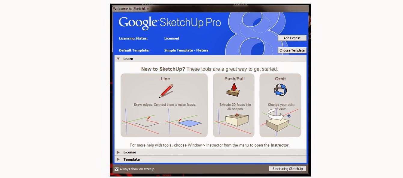crack google sketchup pro 8