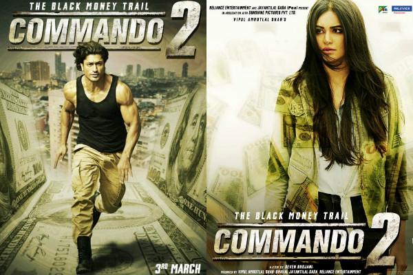 Commando 2, Commando 2 Images, Commando 2 Pics, Commando 2 Pictures, Commando 2 First Look, Commando 2 Posters