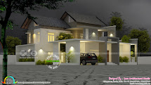Fusion Home Architecture Kerala - Design And