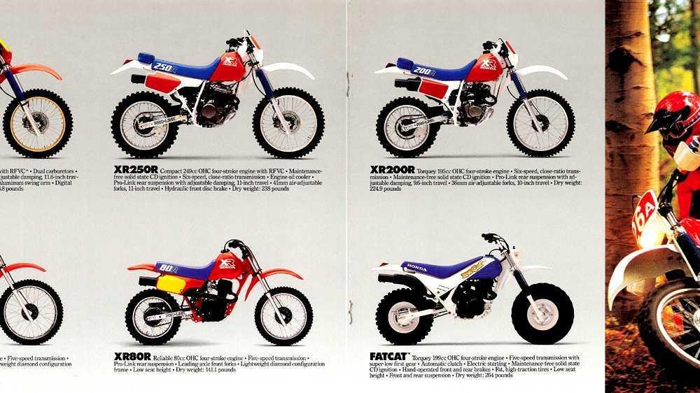 Honda XR series