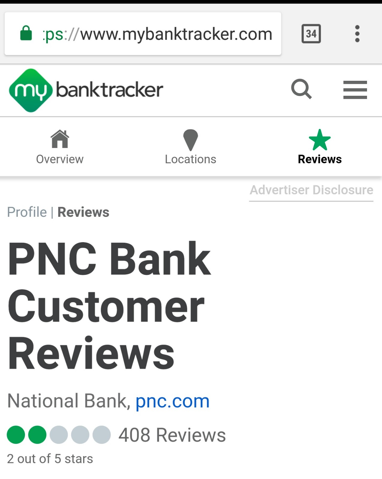 Paradigm Shift: My PNC Bank Experience 2018