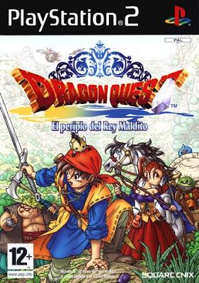 Dragon Quest VIII - El Periplo del Rey Maldito - Caja Pal España