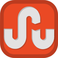 stumbleupon social button