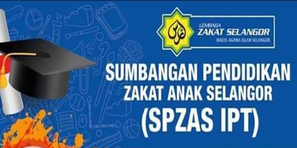 Permohonan Sumbangan Pendidikan Zakat Anak Selangor 2020 Spzas My Panduan