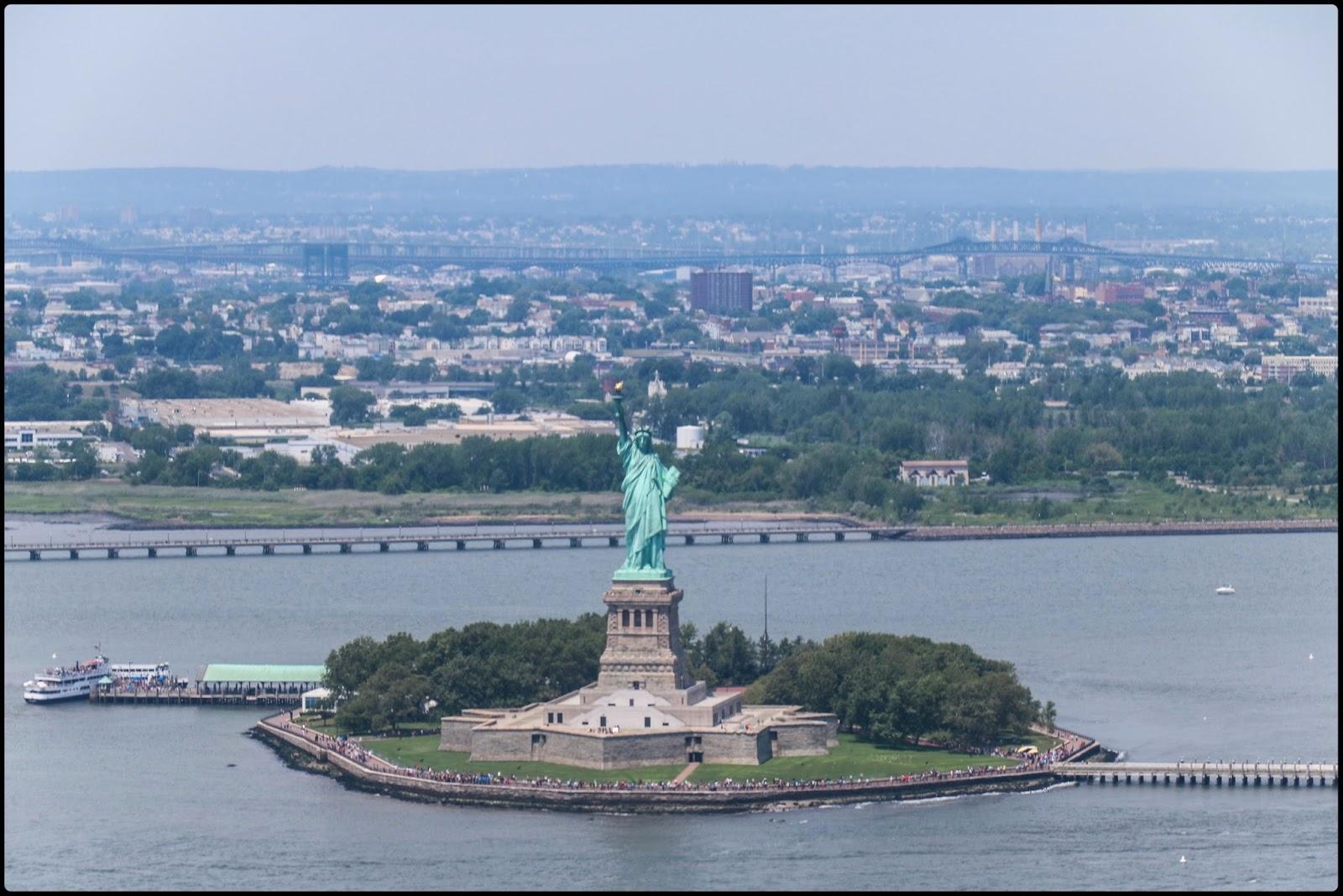 Staten Island Vue De Haut