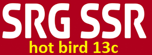 SRG SRR New Biss Key At Hot Bird 13°C