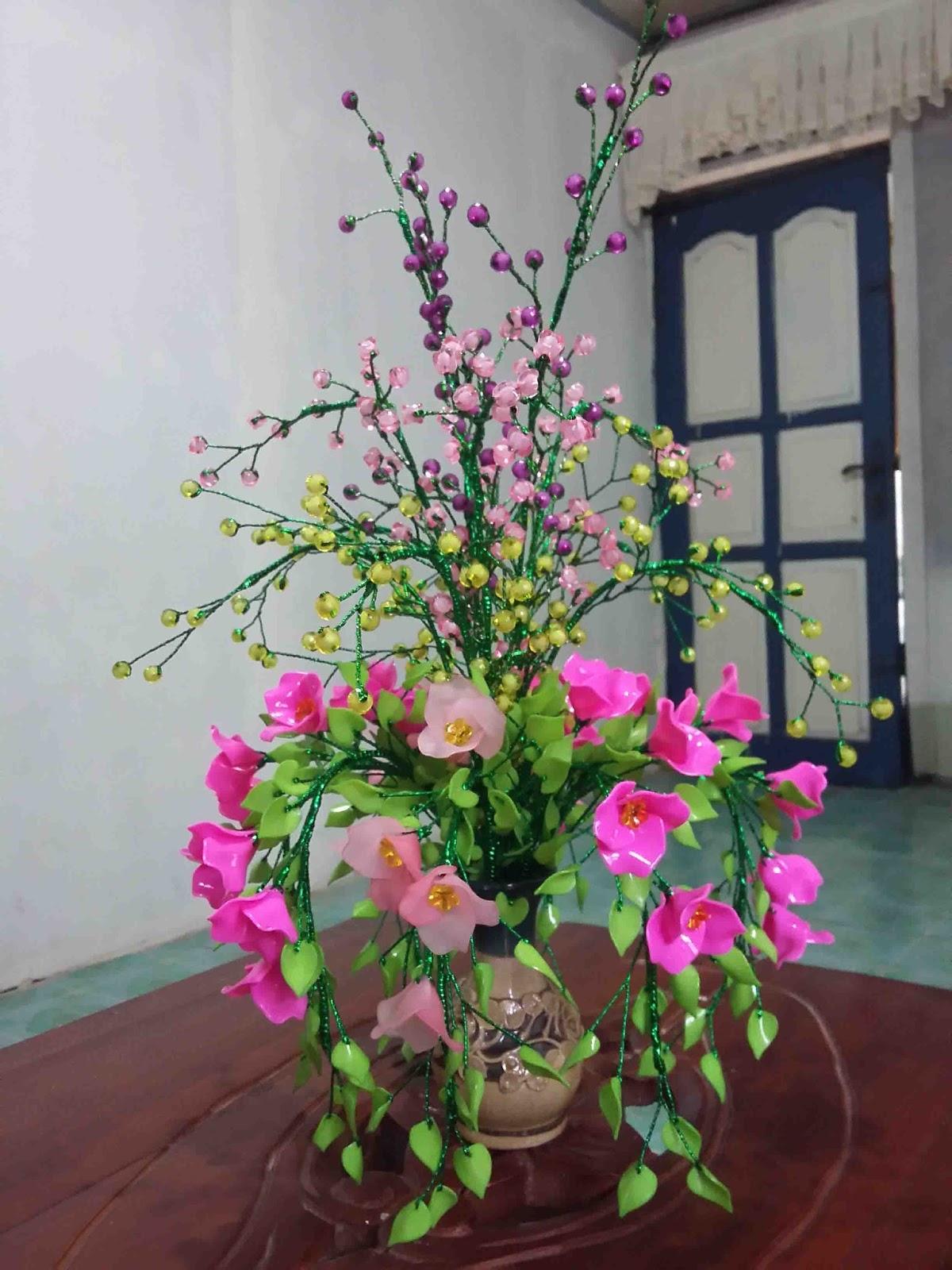 Indonesian Creative Inc Aneka Bunga Akrilik