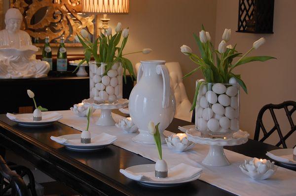 Ingrid Brown Interior Design Easter Table Settings