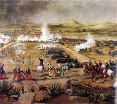 Battle of May 5, 1862 Museo Nacional de la Intervenciones, Ex Convento de Churubusco, INAH