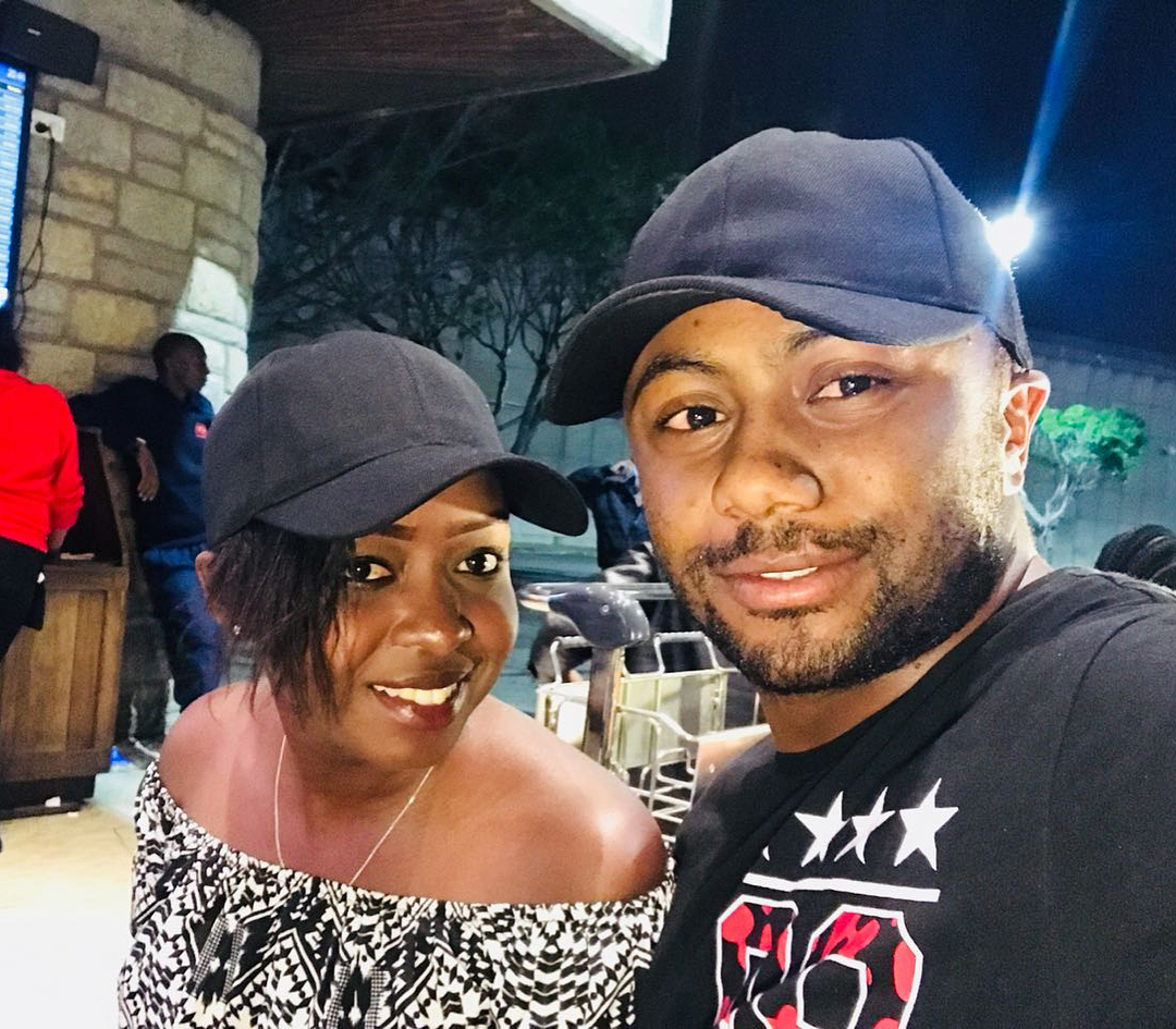 PDA! Romantic Moments Between Jacque Maribe And Murder Suspect Boyfriend Joe Irungu
