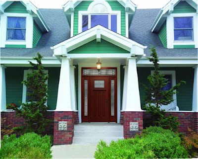Behr Exterior Paint Color