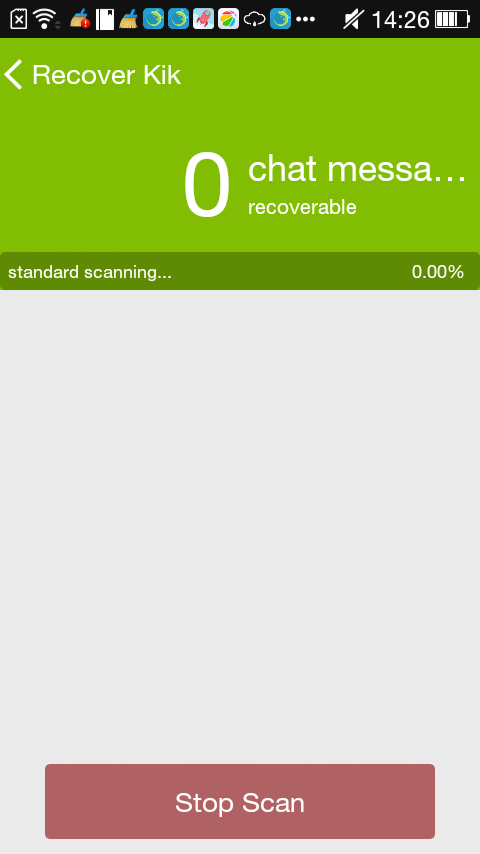 GT Data Recovery : Directly Kik chat recovery -How to restore deleted Kik Message from Android ...