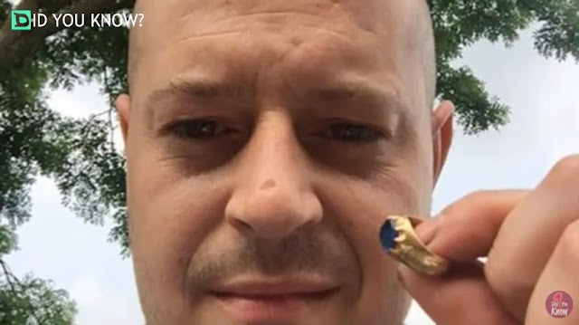 This Man Found A Medieval Ring In The Sherwood Forest In England! The Ring's Worth Realle Made A Big Change In His Life!This Man Found A Medieval Ring In The Sherwood Forest In England! The Ring's Worth Realle Made A Big Change In His Life!