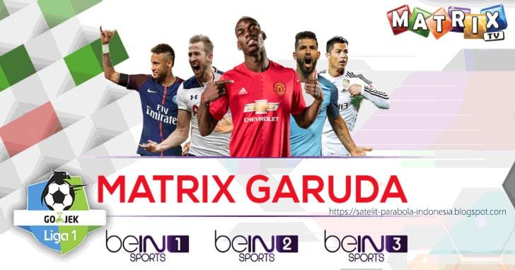 Daftar Channel Matrix Garuda 2019