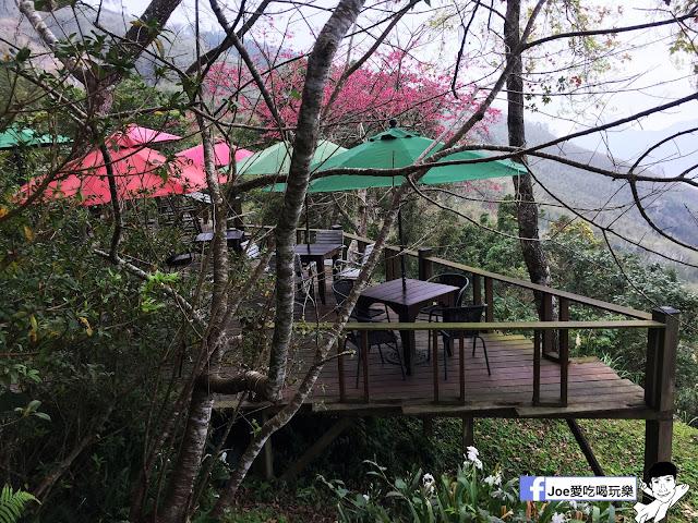 IMG 2494 - 【新竹旅遊】六號花園 景觀餐廳 | 隱藏在新竹尖石鄉的森林秘境,在歐風建築裡的別墅享受芬多精下午茶~