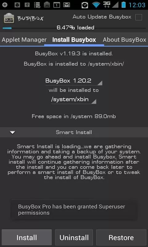 Busybox Pro V9 7 8 Apk Android Club4u Latest Android