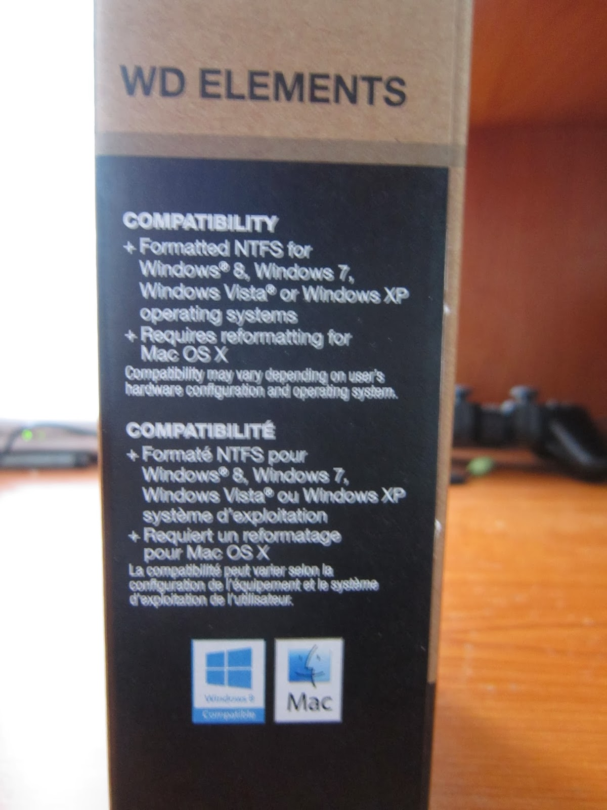 WD Elements Portable 500GB