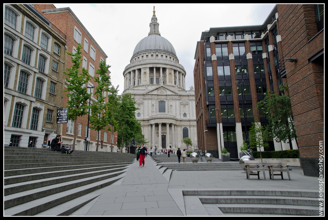 Catedral de St Paul Londres (London) Inglaterra