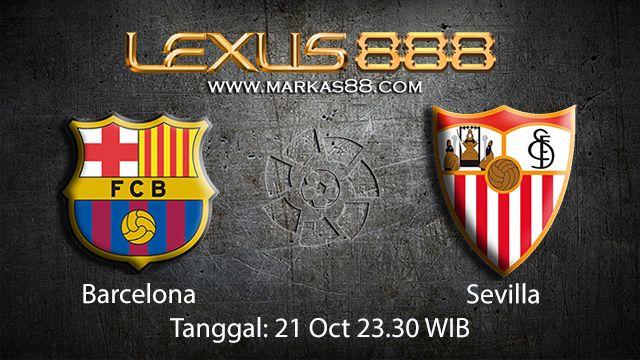 Prediksi Bola Jitu Barcelona vs Sevilla 21 September 2018 ( Spanish La Liga )