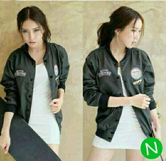 Jual Jacket / Sweater Jaket Jennifer - 12773