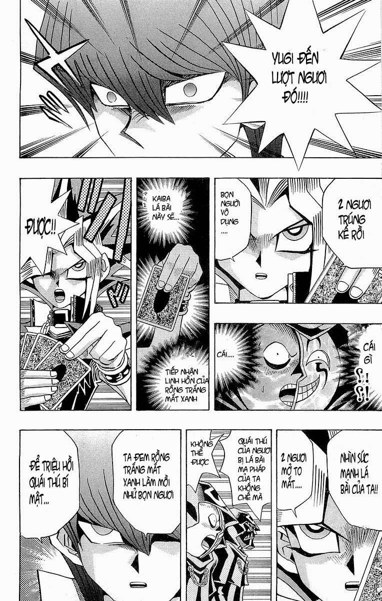 YUGI-OH! chap 188 - sức mạnh kết hợp! trang 17