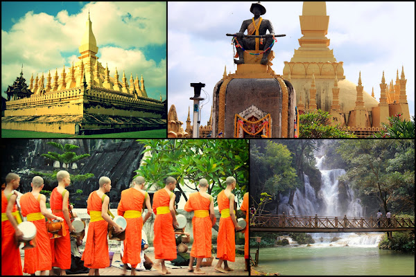 What to see and do in Laos