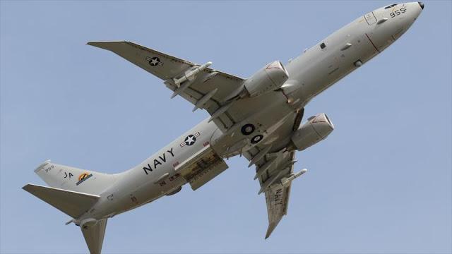 Avión espía de EEUU se acerca a un enclave ruso en el Báltico