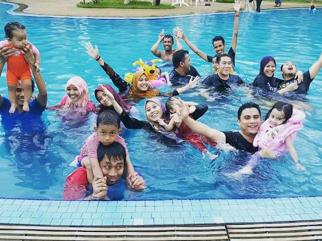 Family Day di Teluk Batik Apartment Perak