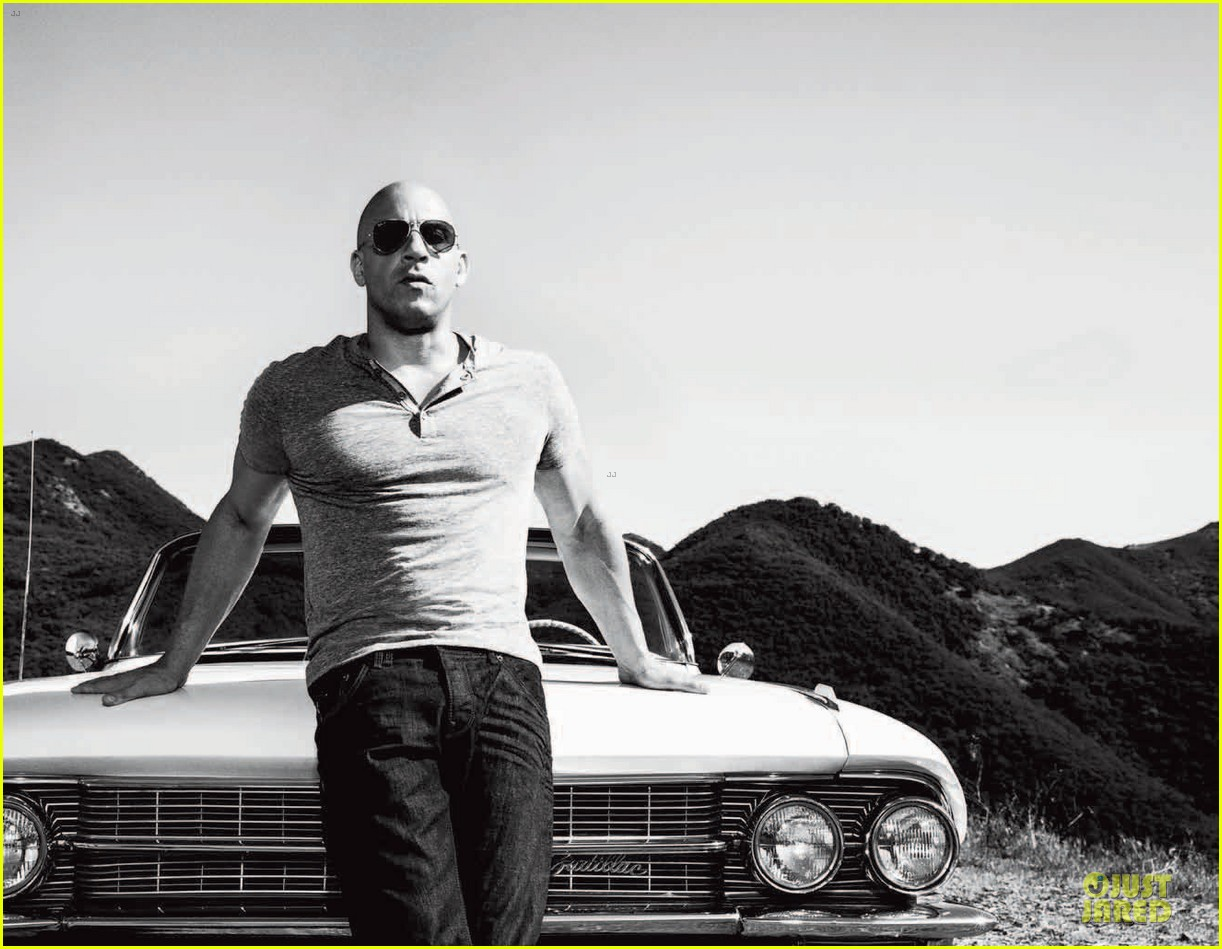 Vin Diesel Fast And Furious 6 Car BADBOYS DELUXE:...