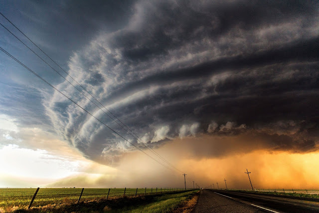 Supercell Texas