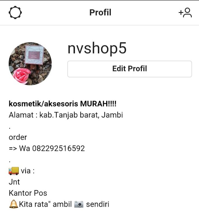 Yuk Kepoin NvShop5 Belanja Murah dan Pas Dikantong